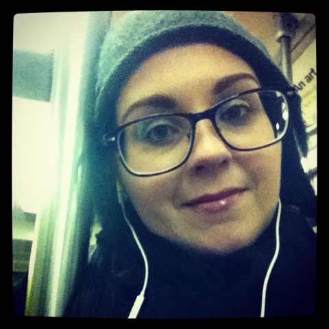 Subway surfing selfies...